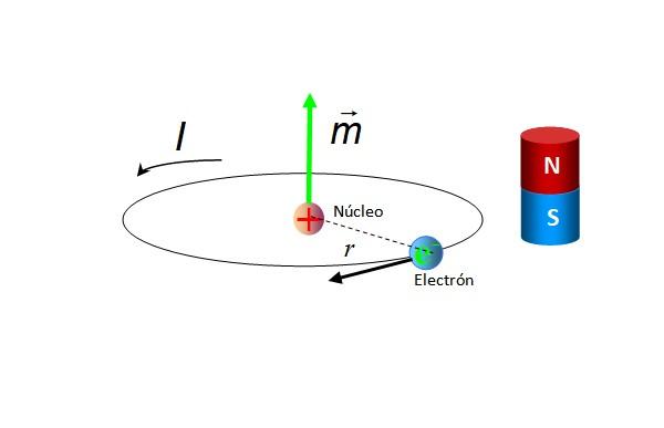 Magnetização: momento orbital e spin magnético, exemplos 4