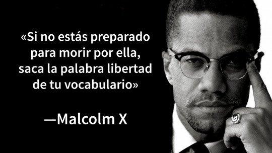 As 24 melhores frases de Malcolm X 1