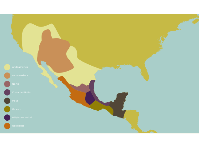 Aridoamérica: Características, Clima, Flora e Fauna 2