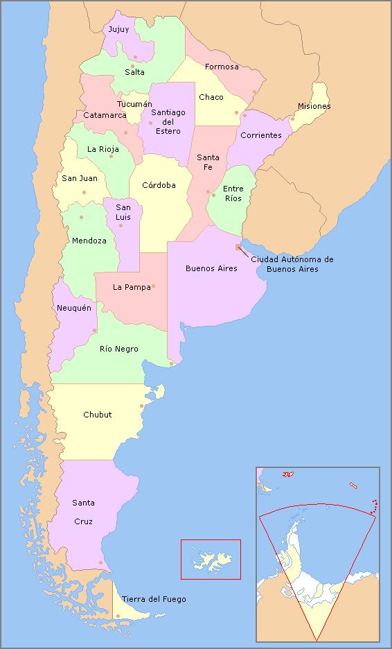 Os 15 destaques da Argentina 1