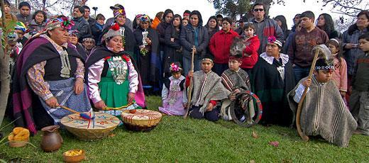 Os 25 povos indígenas mais importantes da Argentina 4