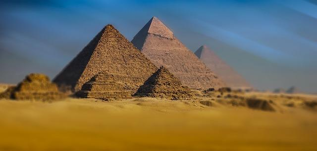 As 7 maravilhas do mundo antigo e suas características 1