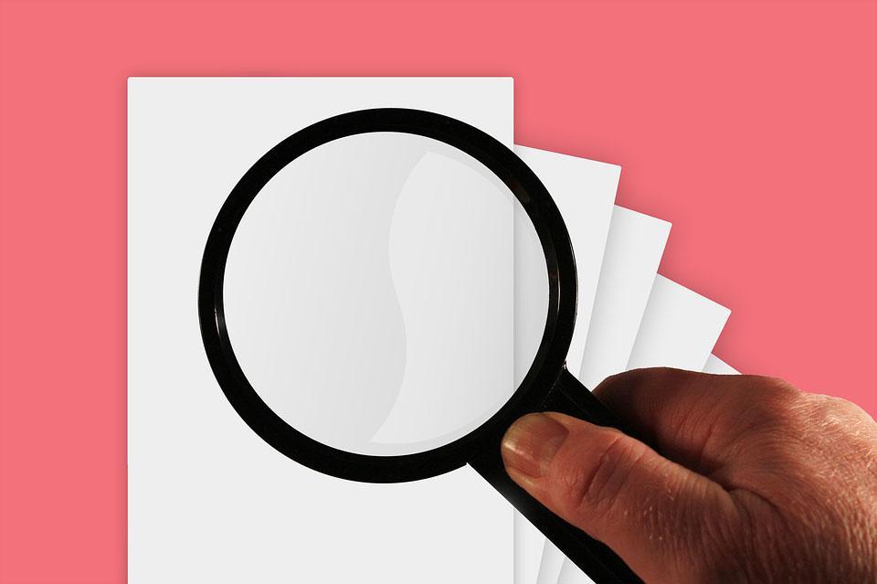 Qual é a estrutura de referência de uma investigação? 1