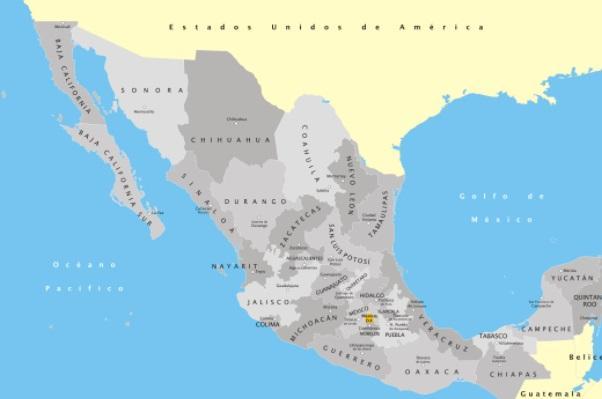Por que os oceanos ao redor do território mexicano são importantes? 1