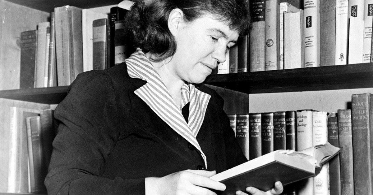 70 frases e reflexões de Margaret Mead 2