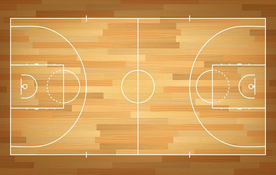 Regras básicas de basquete 7