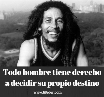 As 100 melhores frases de Bob Marley (amor, paz, vida) 1