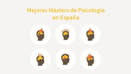 Os 25 melhores mestrados para estudar psicologia na Espanha 1