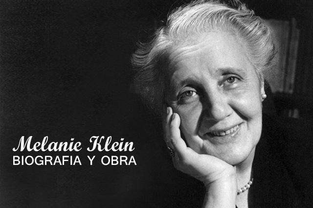 Melanie Klein: Biografia, Teoria, Contribuições e Trabalho 1