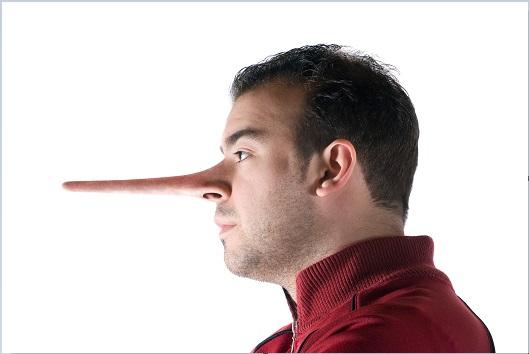 5 chaves para saber se alguém mente e detectar mentiras 2