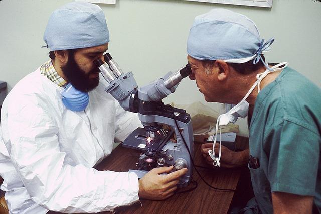 Importância do microscópio para a ciência e a humanidade 3