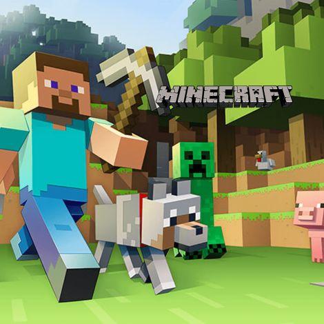 Os 8 personagens principais do Minecraft 1