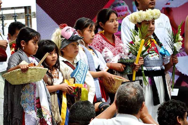 As 9 minorias culturais mais importantes do México 1