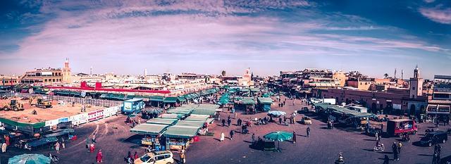 Como visitar Marrocos em 7 dias (Rota Econômica) 1