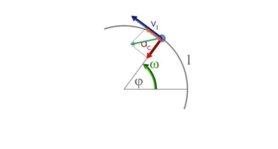 Aceleração centrípeta: definição, fórmulas, cálculos, exercícios 6