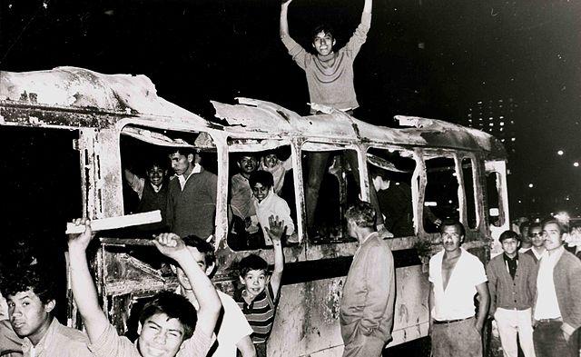 Movimento estudantil de 1968: causas e conseqüências 1