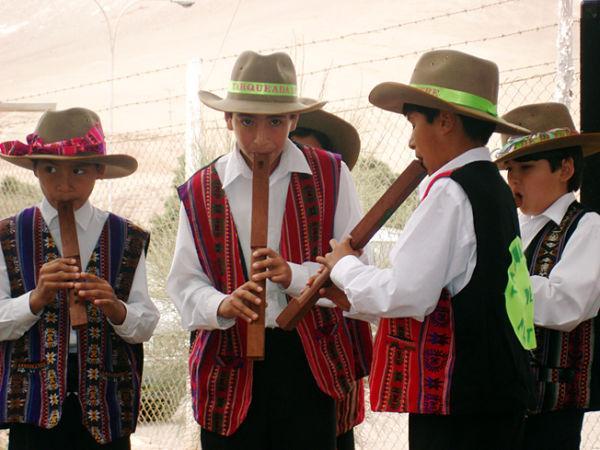 15 instrumentos musicais da Argentina (folclórica e nativa) 3