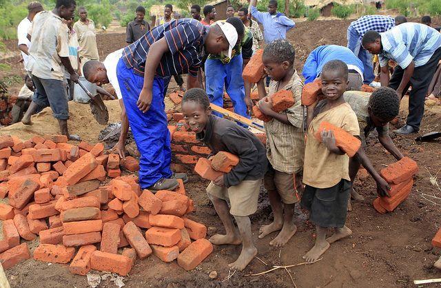 Trabalho infantil: causas, tipos, consequências, distribuição e figuras 2