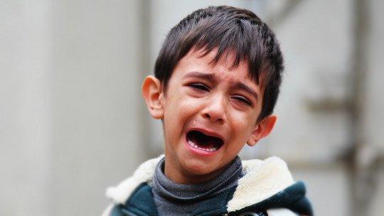 A criança insegura: causas, sinais e sintomas 1
