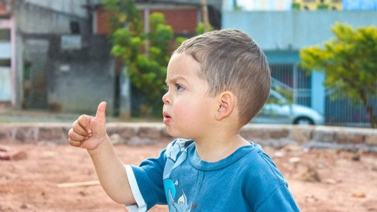 A pobreza afeta o desenvolvimento cerebral das crianças 1