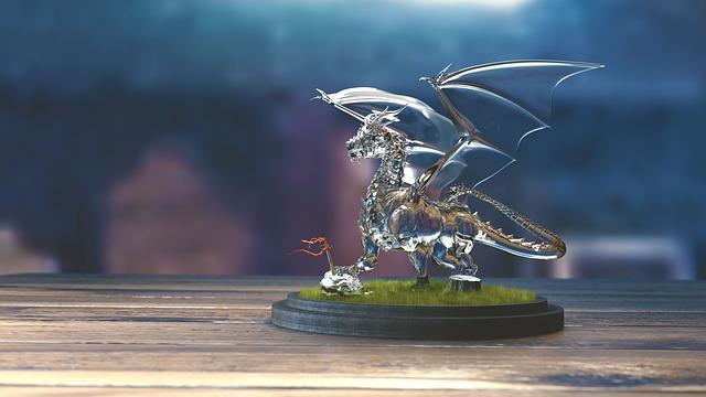 Os 50 Melhores Nomes de Dragões 1