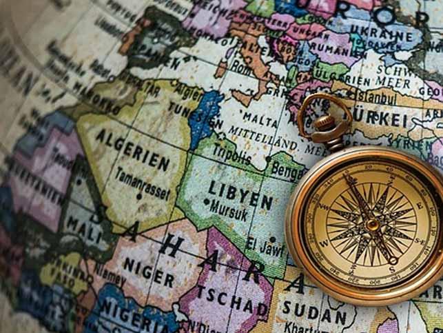 Qual é o objeto de estudo da Geografia? 1
