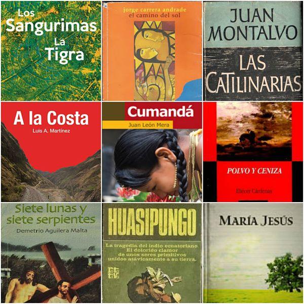10 grandes obras literárias equatorianas 1