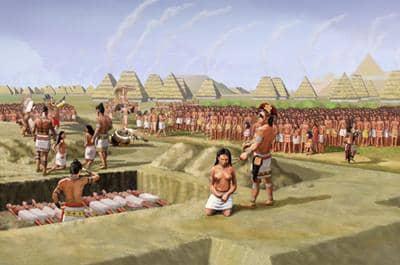 Religião Teotihuacan: divindades, rituais, sacrifícios 3