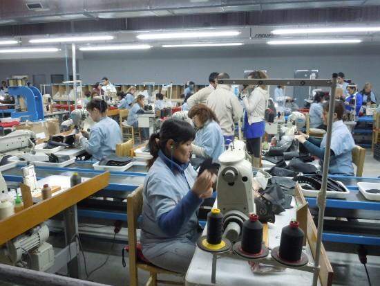 Organograma de uma empresa de calçados industriais 1