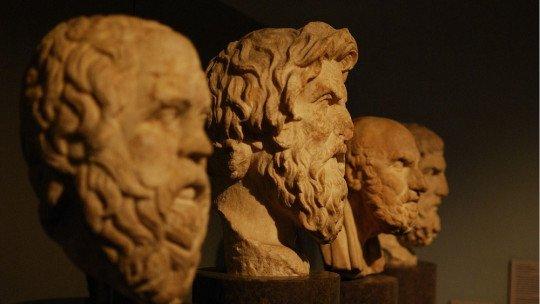 Quais são as origens da filosofia? Os primeiros pensadores 1