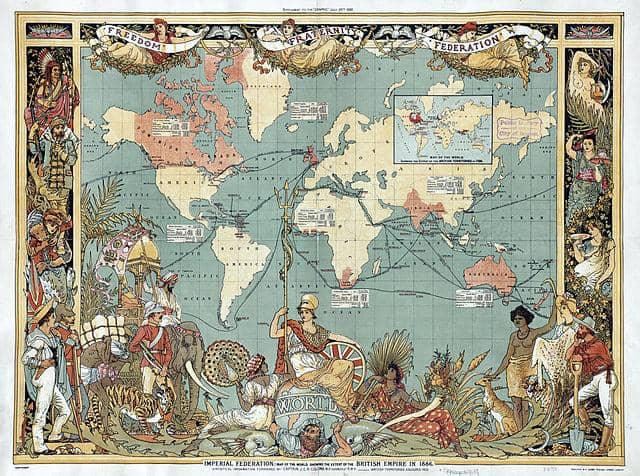 20 países imperialistas da história e suas características 1