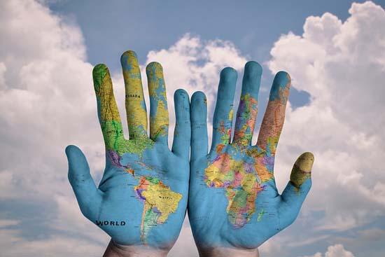 Os 15 principais países receptores de migrantes 1