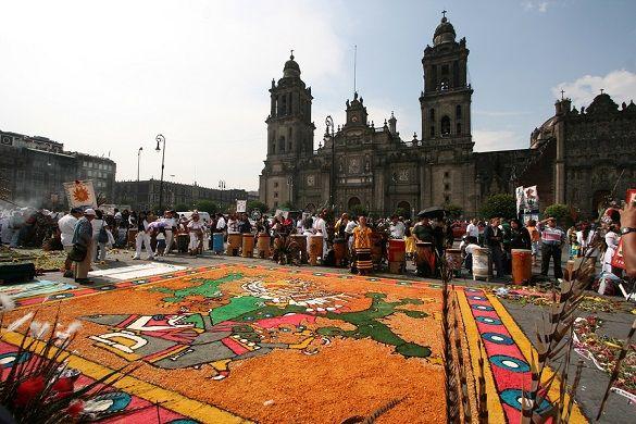 Documentos nacionais de direitos humanos no México 2