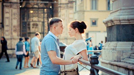 Você sempre escolhe o mesmo tipo de parceiro? 11