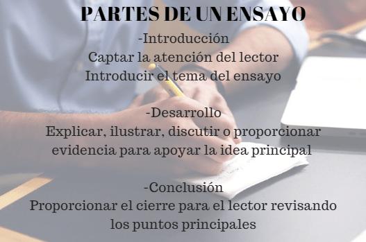 As 4 partes de um ensaio e suas características (com exemplos) 1