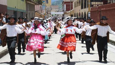 As 5 danças típicas mais populares de Piura 1