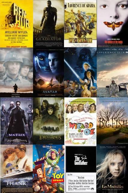 200 filmes recomendados para ver na sua vida (por gênero) 5