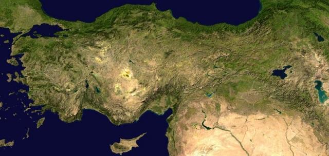Anatólia: história, características, relevo e hidrografia 1