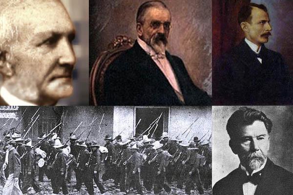 Os 7 Personagens Mais Importantes da Guerra dos Mil Dias 1
