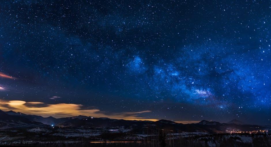O que são galáxias irregulares? 1