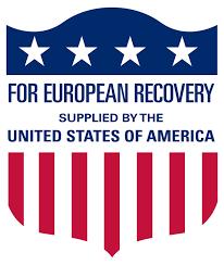 Quais países receberam assistência financeira do Plano Marshall? 1