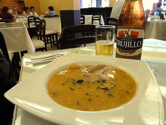 Os 5 pratos típicos mais importantes de Trujillo 1