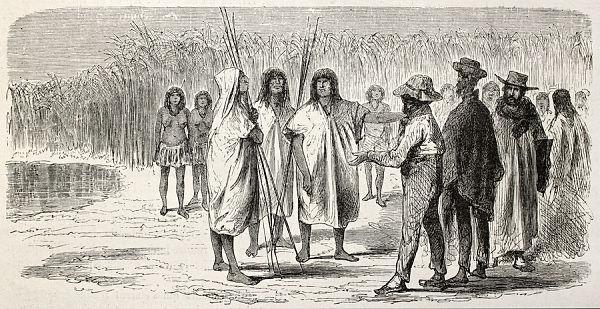 O primeiro povo do Peru 1