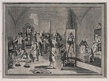 13 Instrumentos e Métodos de Tortura da Santa Inquisição 3