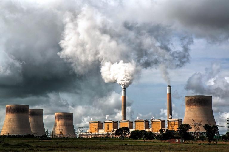Central termoelétrica: peças e recursos 1
