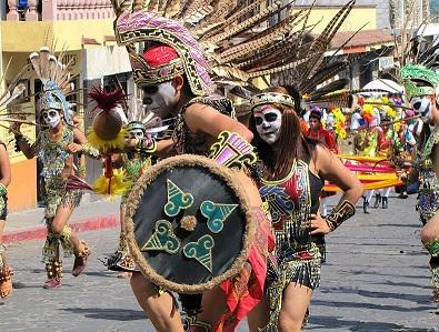 Dança pré-hispânica: origens, civilizações e vestuário 1