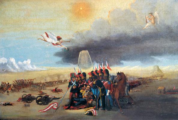 Primeiro militarismo do Peru: antecedentes e características 1