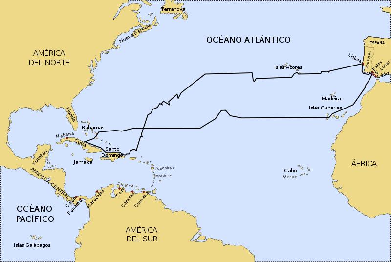 Christopher Columbus: biografia, projetos, viagens, morte 6