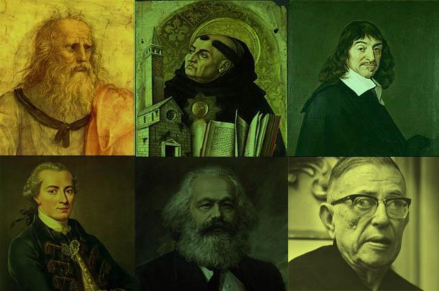 Como a filosofia da ciência é diferente?