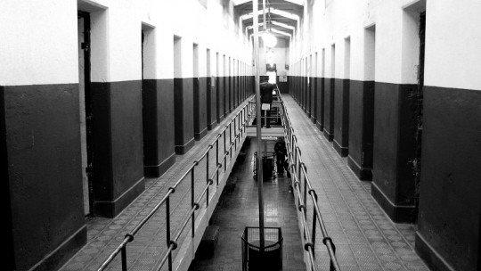 A aceitação de políticas penitenciárias aumenta à medida que a percepção de desigualdade racial aumenta. 1